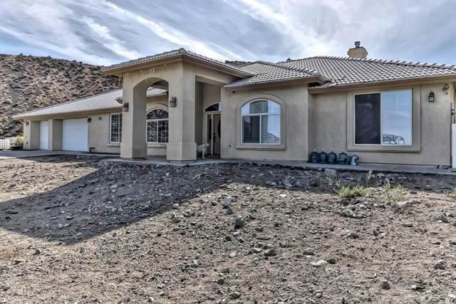 8265 Green Road, Pinon Hills, CA 92372 (#522248) :: Steele Canyon Realty
