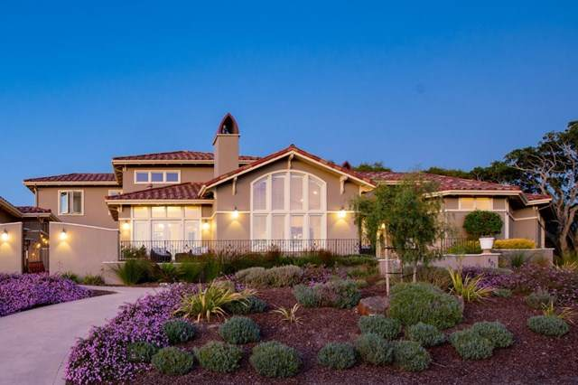 801 Tesoro Court, Monterey, CA 93940 (#ML81783050) :: Berkshire Hathaway Home Services California Properties