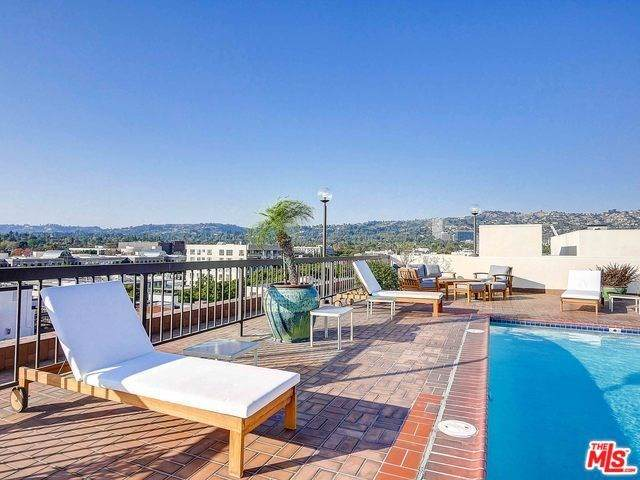 325 N Oakhurst Drive #201, Beverly Hills, CA 90210 (#20555318) :: RE/MAX Masters