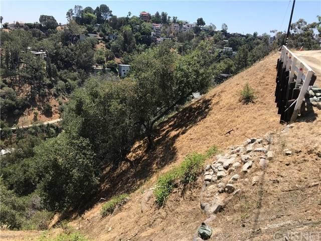 0 Oakden Dr, Hollywood Hills, CA  (#SR20035843) :: Allison James Estates and Homes