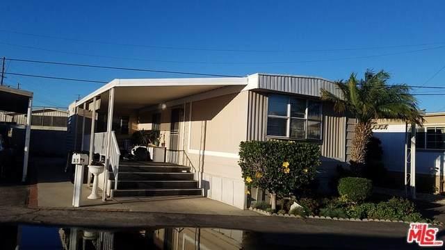 22516 S Normandie Avenue Sp 5, Torrance, CA 90502 (#20555430) :: Millman Team