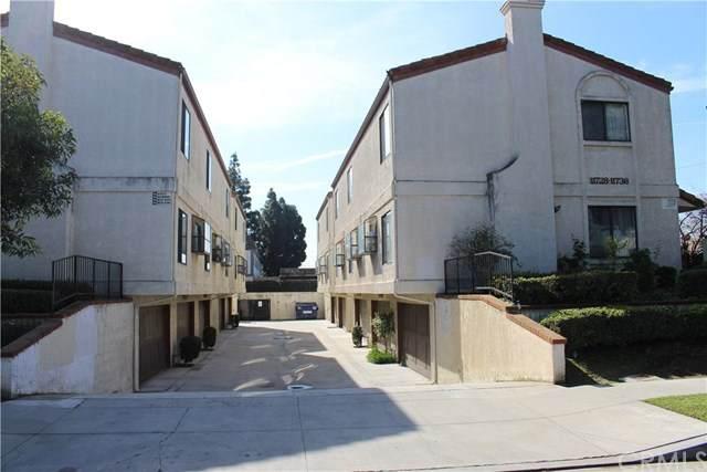 11734 206th Street #4, Lakewood, CA 90715 (#BB20035857) :: The Laffins Real Estate Team