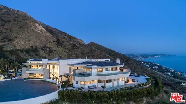 4310 Encinal Canyon Road, Malibu, CA 90265 (#20554668) :: Crudo & Associates