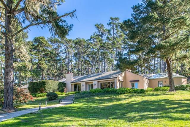 3175 Forest Lake Road, Pebble Beach, CA 93953 (#ML81783075) :: Berkshire Hathaway Home Services California Properties