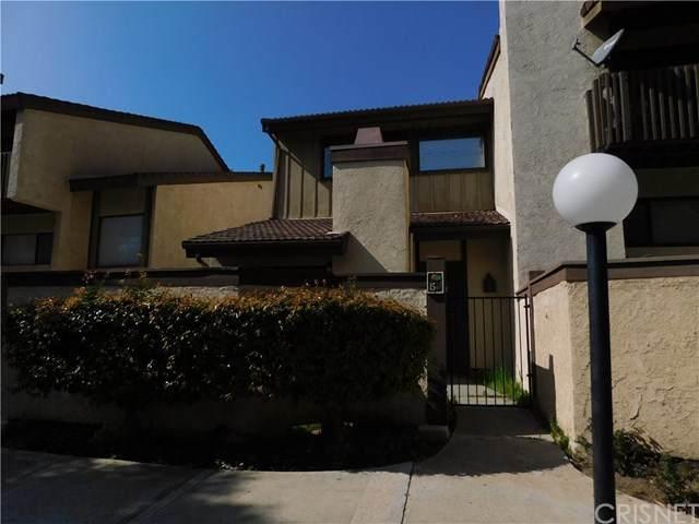 6255 Canoga Avenue #15, Woodland Hills, CA 91367 (#SR20036063) :: Rogers Realty Group/Berkshire Hathaway HomeServices California Properties