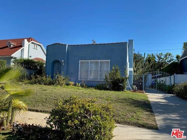 522 N Gower Street, Los Angeles (City), CA 90004 (#20555524) :: Z Team OC Real Estate