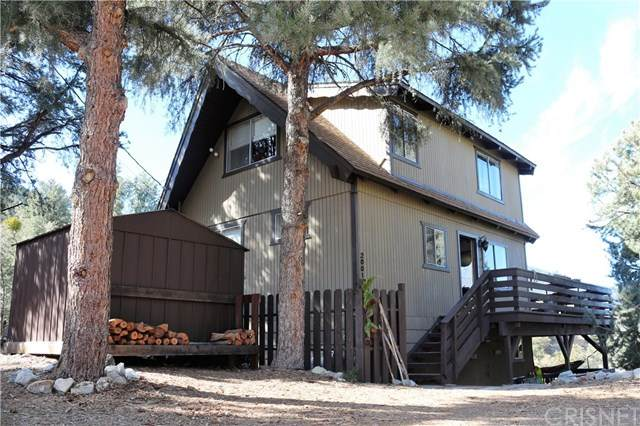 2001 Ashwood Court, Pine Mountain Club, CA 93222 (#SR20018943) :: RE/MAX Parkside Real Estate