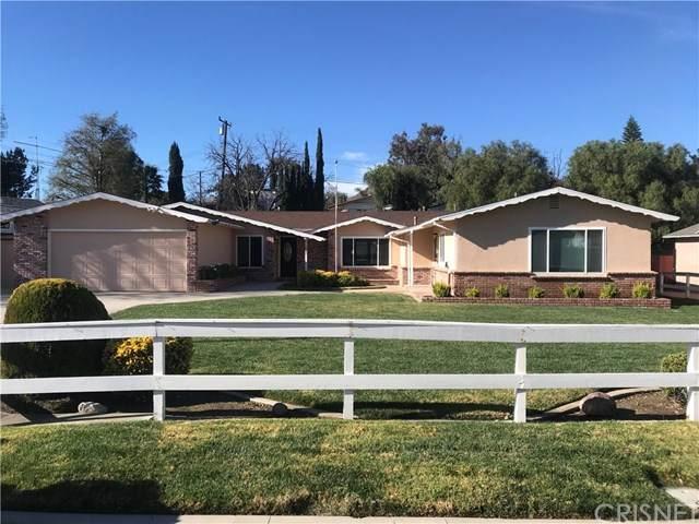 1427 Elvado Drive, Simi Valley, CA 93065 (#SR20035625) :: The Laffins Real Estate Team