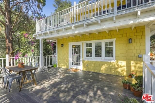 768 Woodland Drive, Sierra Madre, CA 91024 (#20555582) :: Coldwell Banker Millennium
