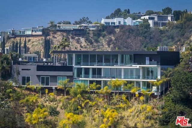 1546 Viewsite Drive, Los Angeles (City), CA 90069 (#20555536) :: Crudo & Associates