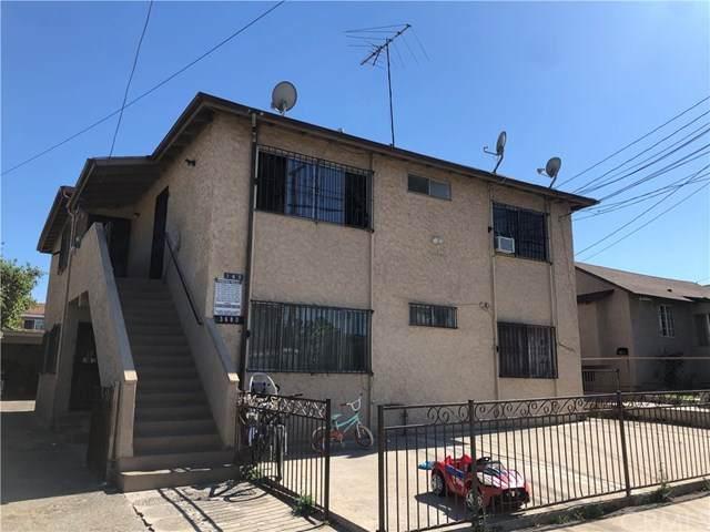 3680 E 5th Street, East Los Angeles, CA 90063 (#WS20036238) :: Crudo & Associates