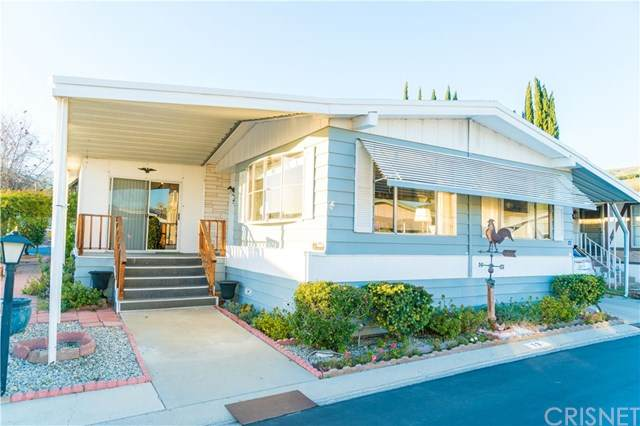 250 E Telegraph Road #72, Fillmore, CA 93015 (#SR20022569) :: The Laffins Real Estate Team