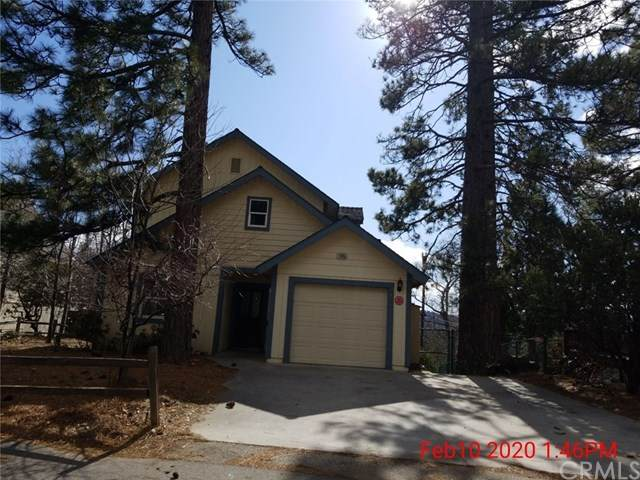 1085 Grass Valley Road, Lake Arrowhead, CA 92352 (#EV20036287) :: Team Tami