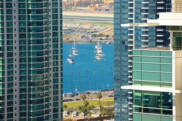 700 Front Street #2504, San Diego, CA 92101 (#200008224) :: Crudo & Associates