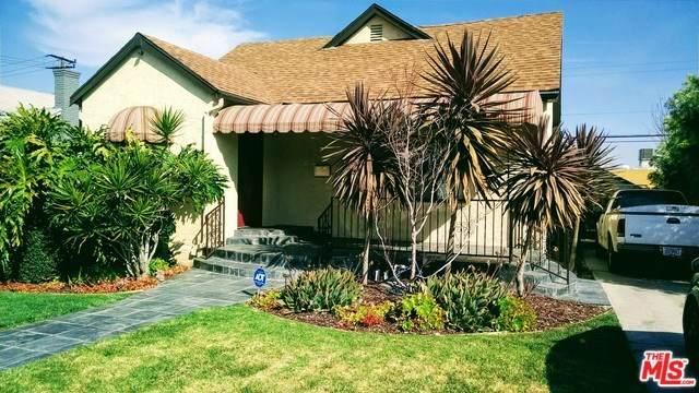 5126 S Victoria Avenue, Los Angeles (City), CA 90043 (#20555666) :: RE/MAX Masters