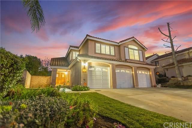310 Hornblend Court, Simi Valley, CA 93065 (#SR20035380) :: The Laffins Real Estate Team