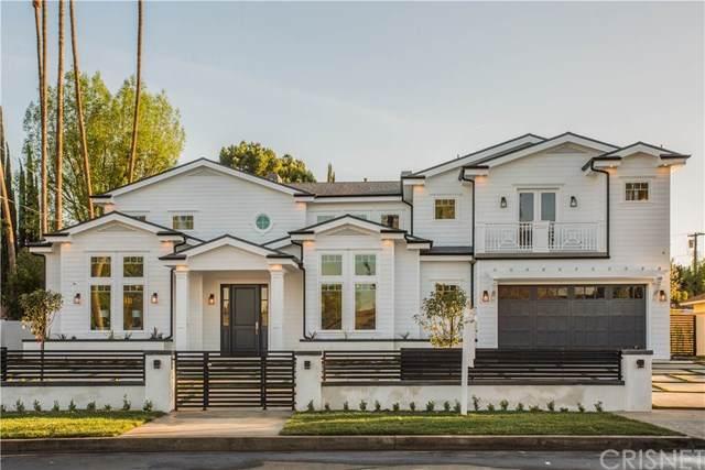 19722 Henshaw Street, Woodland Hills, CA 91364 (#SR20017243) :: Rogers Realty Group/Berkshire Hathaway HomeServices California Properties