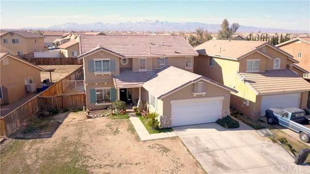 12465 Bassett Drive, Victorville, CA 92392 (#CV20035978) :: Team Tami