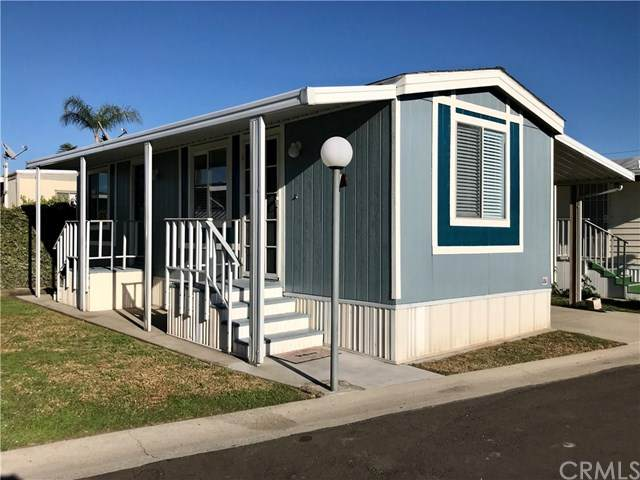 3825 Valley Boulevard #56, Walnut, CA 91789 (#CV20036414) :: The Brad Korb Real Estate Group