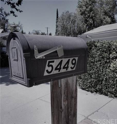 5449 Ellenvale Avenue, Woodland Hills, CA 91367 (#SR20035492) :: Rogers Realty Group/Berkshire Hathaway HomeServices California Properties