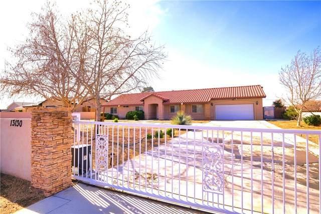 13130 Kiowa Road, Apple Valley, CA 92308 (#TR20036510) :: Allison James Estates and Homes