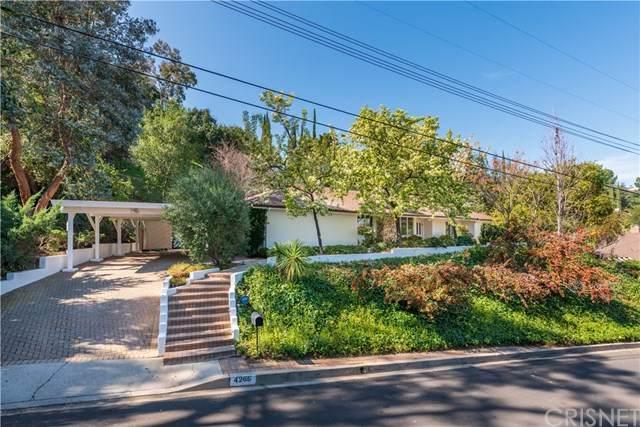 4265 Bonavita Place, Encino, CA 91436 (#SR20035772) :: Veléz & Associates