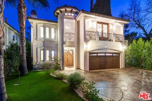 15032 Otsego Street, Sherman Oaks, CA 91403 (#20555712) :: The Brad Korb Real Estate Group