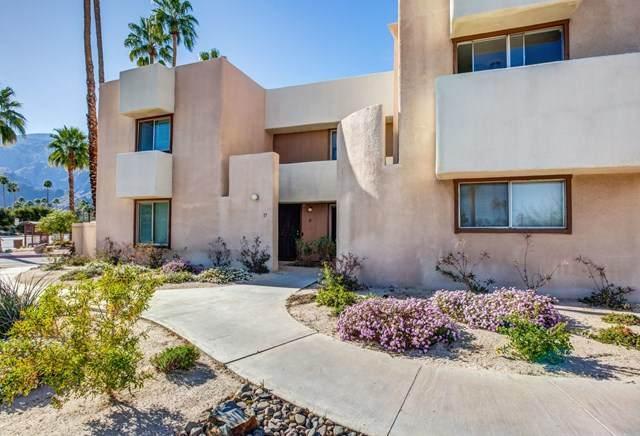 1268 Ramon Road #18, Palm Springs, CA 92264 (#219039255DA) :: Berkshire Hathaway Home Services California Properties