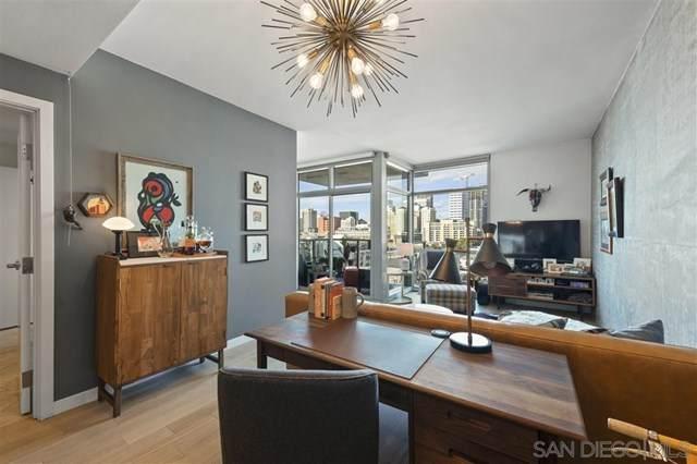 800 The Mark #903, San Diego, CA 92101 (#200008279) :: Mainstreet Realtors®