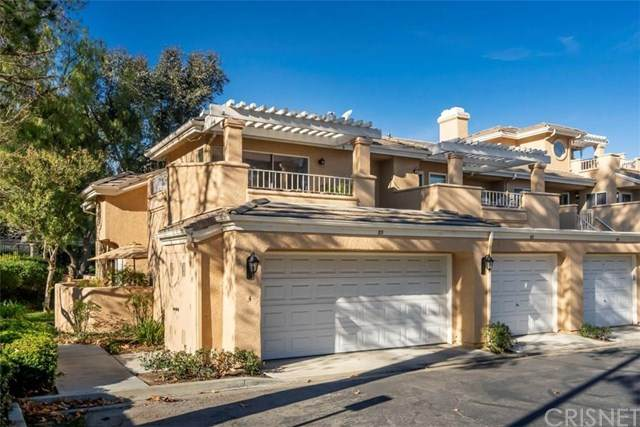 24001 Arroyo Park Drive #85, Valencia, CA 91355 (#SR20036614) :: The Brad Korb Real Estate Group