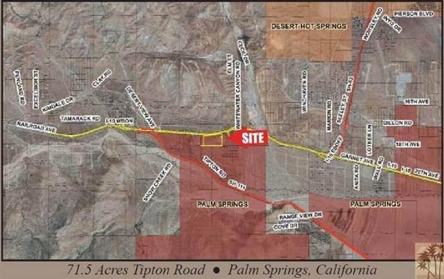 71 Tipton Road, Whitewater, CA 92282 (#219039257DA) :: Allison James Estates and Homes