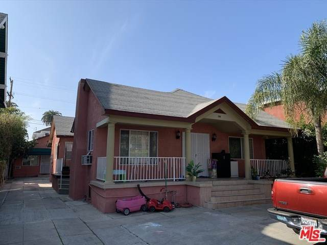 1027 N Berendo Street, Los Angeles (City), CA 90029 (#20554740) :: RE/MAX Masters