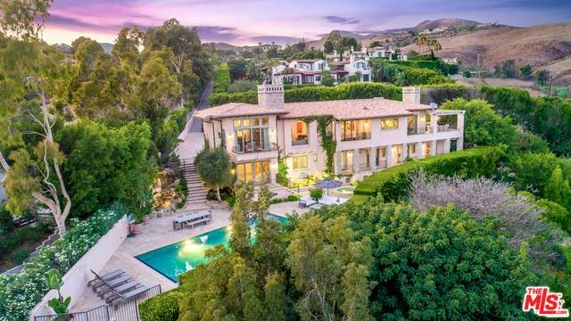 27856 Winding Way, Malibu, CA 90265 (#20555812) :: Cal American Realty