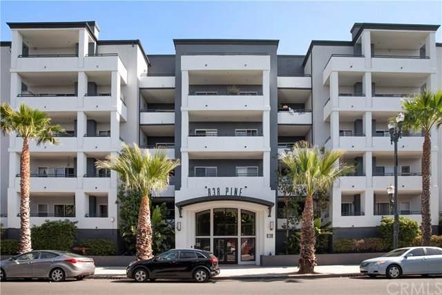 838 Pine Avenue #215, Long Beach, CA 90813 (#TR20015734) :: RE/MAX Masters