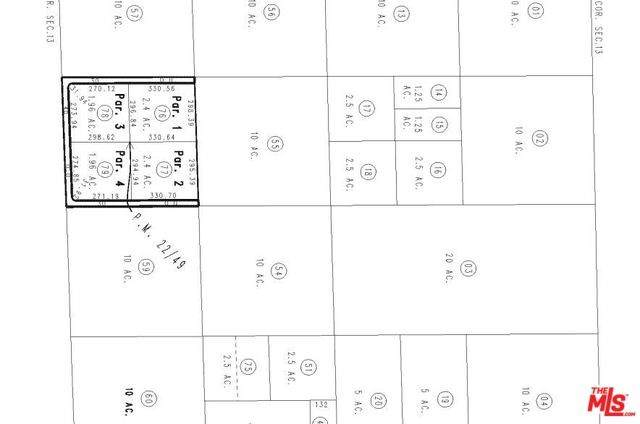 0 0, Barstow, CA 92311 (#20555846) :: Mainstreet Realtors®