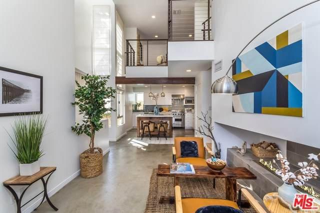 2222 6TH Street A, Santa Monica, CA 90405 (#20555790) :: Berkshire Hathaway Home Services California Properties