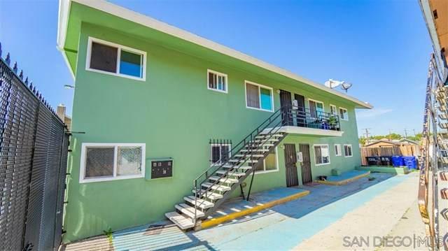 3776 Ocean View Blvd, San Diego, CA 92113 (#200008333) :: The Brad Korb Real Estate Group