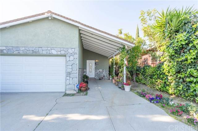 13511 Raven Street, Sylmar, CA 91342 (#SR20036719) :: The Brad Korb Real Estate Group