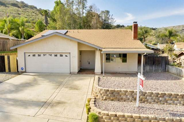8764 Via Diego Ter., Lakeside, CA 92040 (#200008351) :: RE/MAX Masters