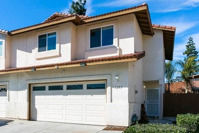 1203 Winter View Pl, El Cajon, CA 92021 (#200008347) :: Team Tami