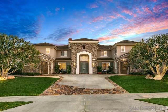 10056 Winecrest Rd, San Diego, CA 92127 (#200008349) :: Faye Bashar & Associates
