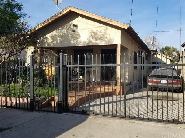 3527 E 3rd Street, Los Angeles (City), CA 90063 (#TR20036965) :: RE/MAX Masters