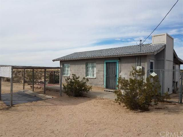 71522 Winters Road, 29 Palms, CA 92277 (#JT20036976) :: A|G Amaya Group Real Estate