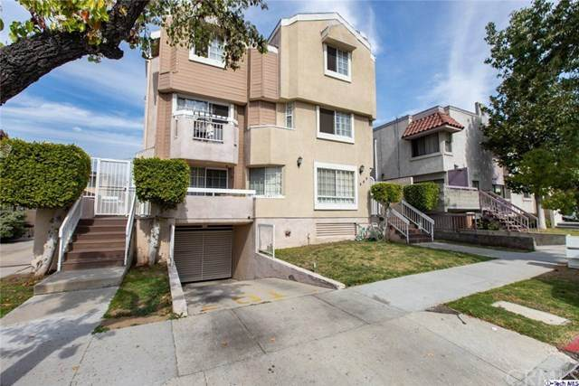 449 W Lexington Drive #3, Glendale, CA 91203 (#320000680) :: The Brad Korb Real Estate Group