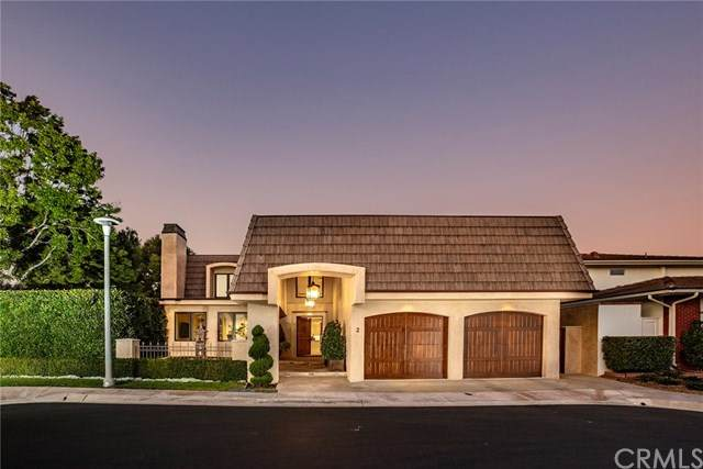 2 Rue Du Parc, Newport Beach, CA 92660 (#NP20035781) :: Allison James Estates and Homes