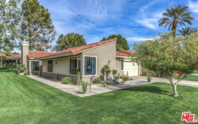 35 Tennis Club Drive, Rancho Mirage, CA 92270 (#20555298) :: RE/MAX Empire Properties