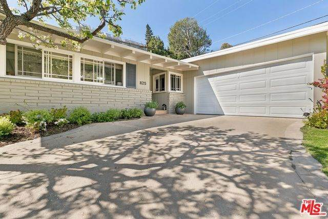825 Jacon Way, Pacific Palisades, CA 90272 (#20554320) :: RE/MAX Masters