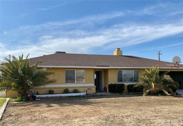 12814 Pocomoke Road, Apple Valley, CA 92308 (#SR20036047) :: Allison James Estates and Homes