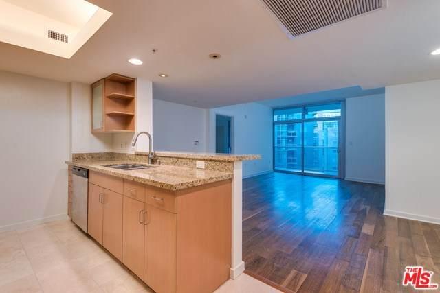 13700 Marina Pointe Drive #726, Marina Del Rey, CA 90292 (#20556064) :: Z Team OC Real Estate