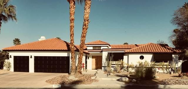 47310 Blazing Star Lane, Palm Desert, CA 92260 (#219039286DA) :: Allison James Estates and Homes